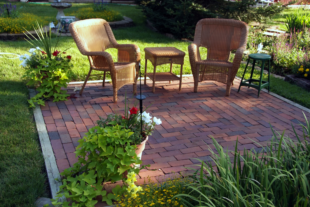 simple ways to make a yard safer