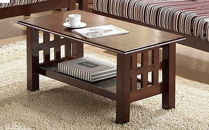 A profile of wood coffee tables